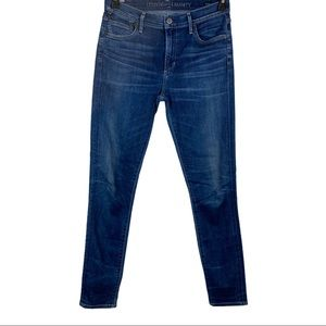Citizen of Humanity Rocket High Rise Skinny Jeans